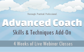 Advanced Coach Training