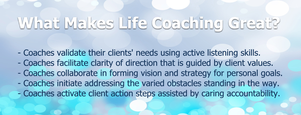Great Life Coaching