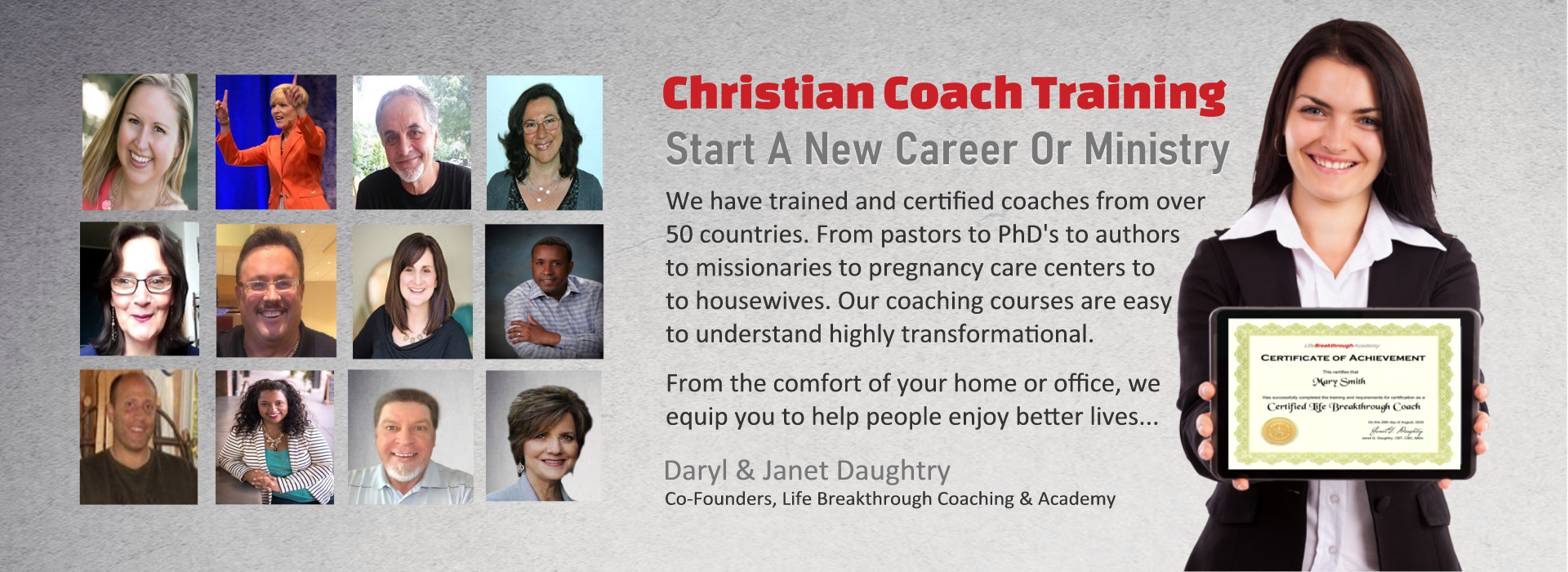 christian life marriage coach