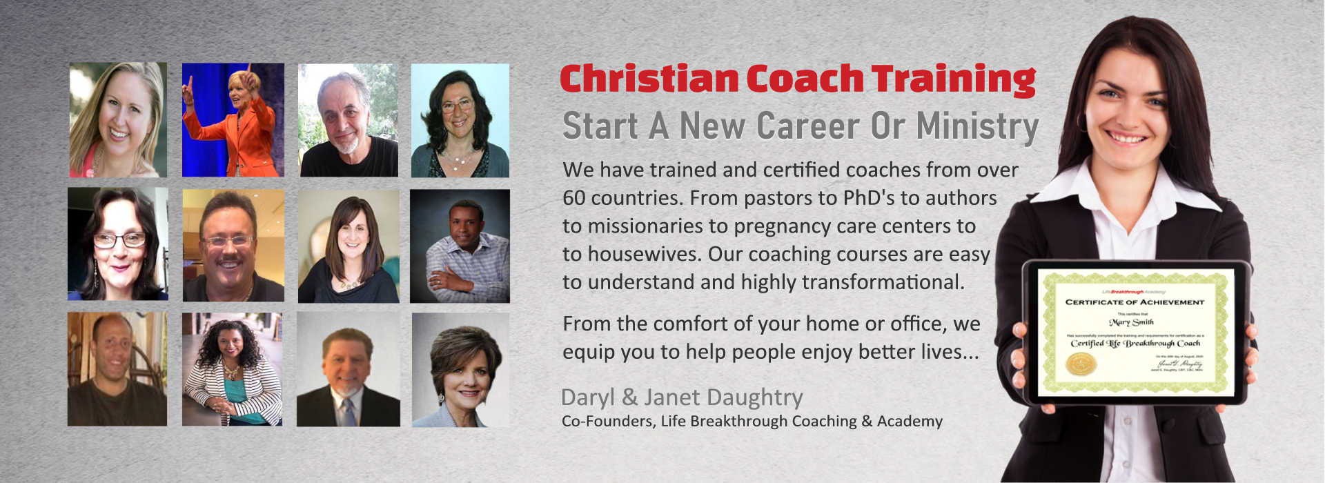 christian life marriage coach